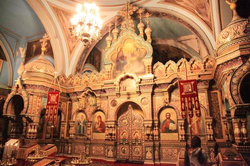 Буэнос-Айрес.Храм