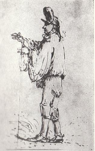 Суворов с натуры. Жан Пьер Норблен