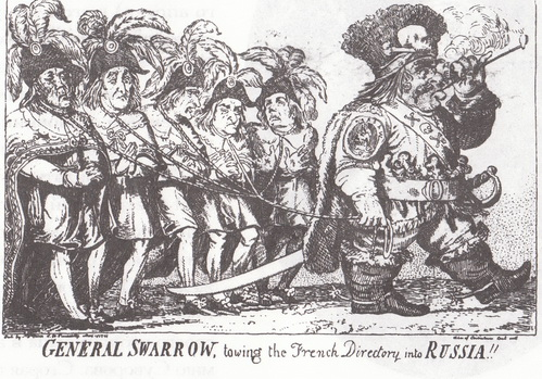 Английская карикатура