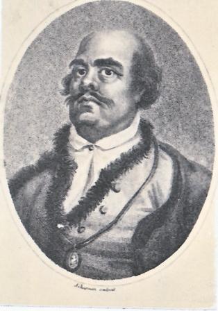 Портрет Суворова. Чапмен