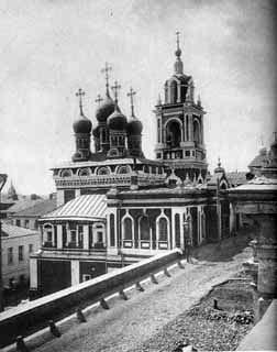 Храм георгия на красной горке с приделом мученичы татианы