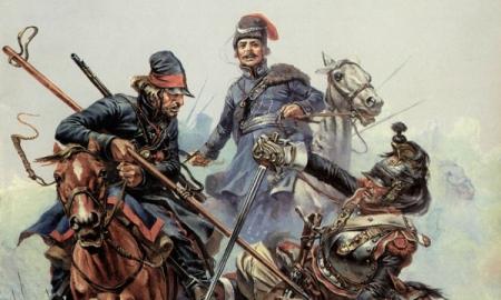 «Спецназ» 1812-го года