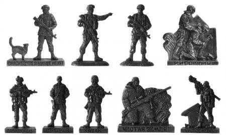 Солдатики для Новороссии