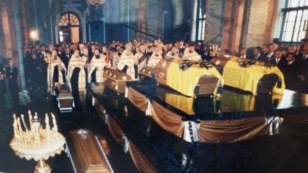 Тревожат ли нас останки императорской семьи