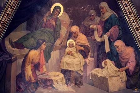 Всемирная радость о Рождестве Богоматери