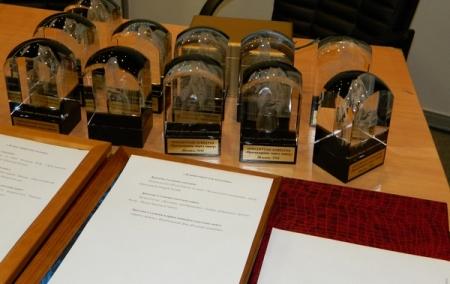 В Храме Христа Спасителя вручили награды XI конкурса «Просвещение через книгу»