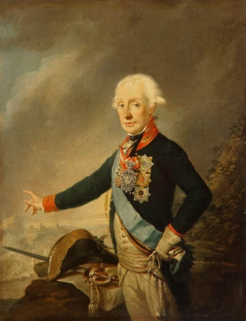 Александр Суворов. Герой православной России