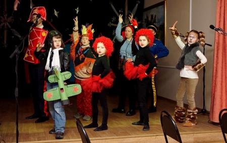 Театр, открывающий детям мир правильных нравственных ценностей