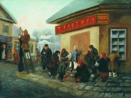 Древнерусские поучения против пьянства