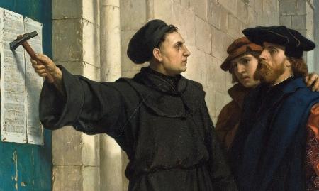 Под гусеницами реформации