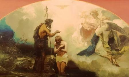 Слово Иоанна Златоуста на Богоявление Господне