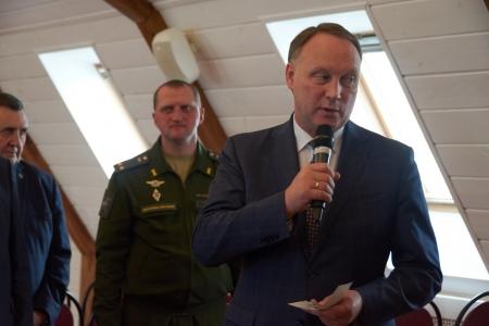 Презентация проекта «Августовская икона» прошла в Богородском благочинии
