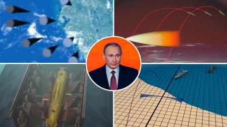 Путин отвечает встречным