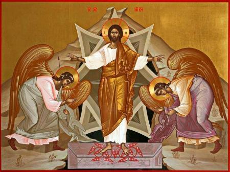 Пир веры. Христос воскресе!