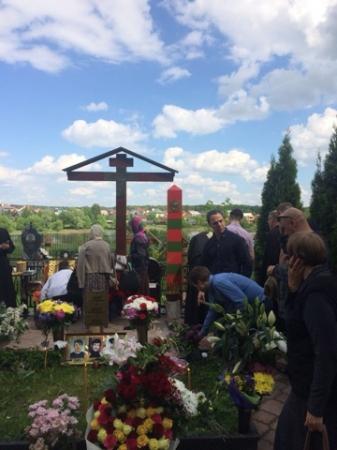День памяти воина Евгения Родионова