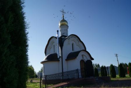 Крестьянская слобода и Переправа: встреча в Святове