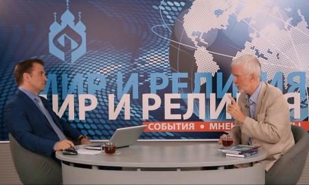 """Александр Нотин на канале """"Союз"""""""