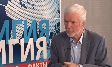 Александр Нотин - на телеканале СОЮЗ