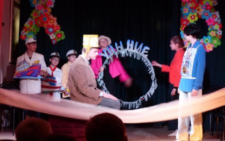 Театр - мир, который нужен мне...