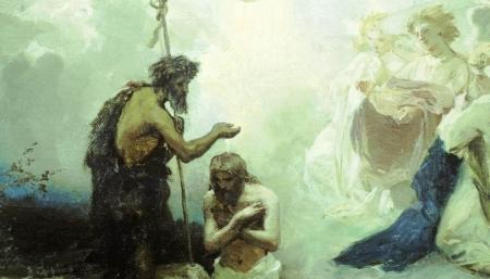 Крещением начинается путь