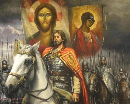 Александр Невский - имя России