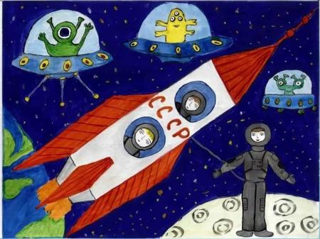 Юмор в космосе просто необходим