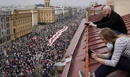 Белорусская смута. Первые уроки