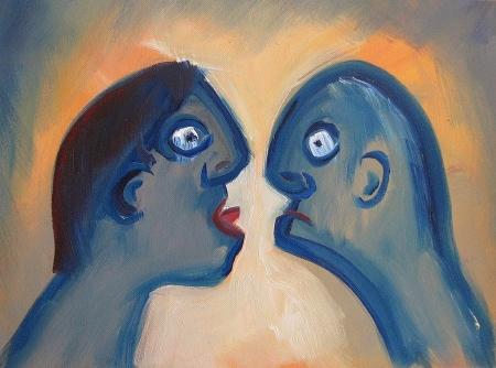 Как перестать обвинять и начать общаться