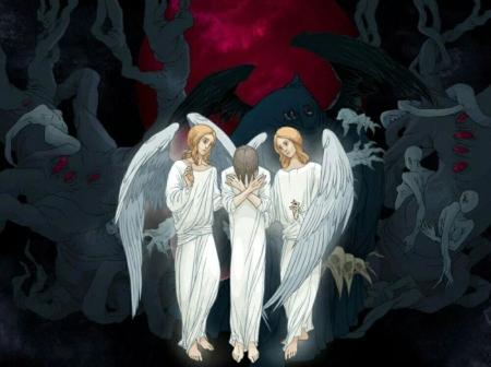 Душа. Ангелы. демоны