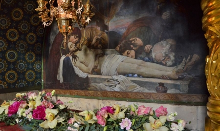 Плач над гробом Христовым