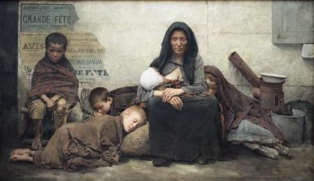 Тамара и ее дети