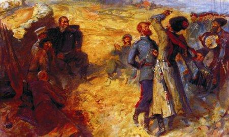 Голгофа Якова Бакланова