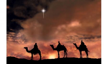 Рождественская звезда (взгляд издалека)